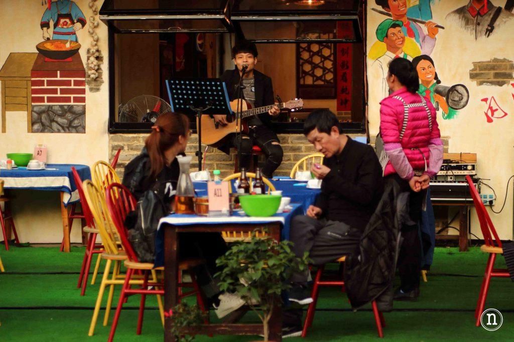 restaurante en Yangshuo
