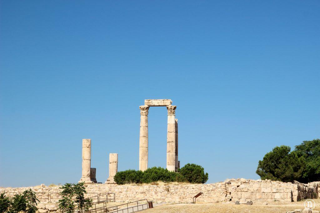 Templo de Hércules, Amman