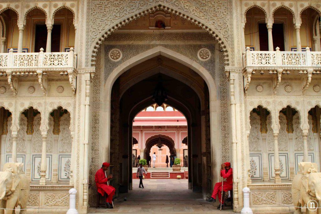 entrada museo del palacio jaipur