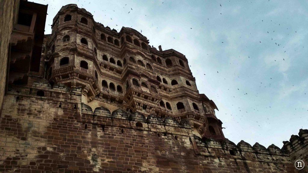 fortaleza de jodhpur mehrangarh