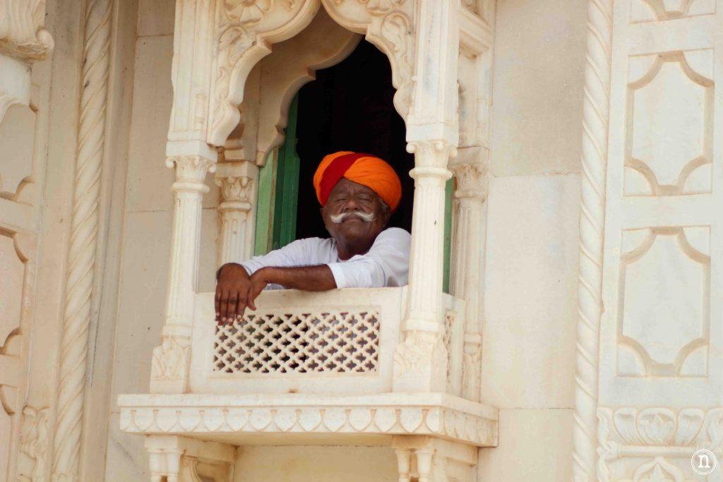 jaswant thada hombre de la ventana jodhpur