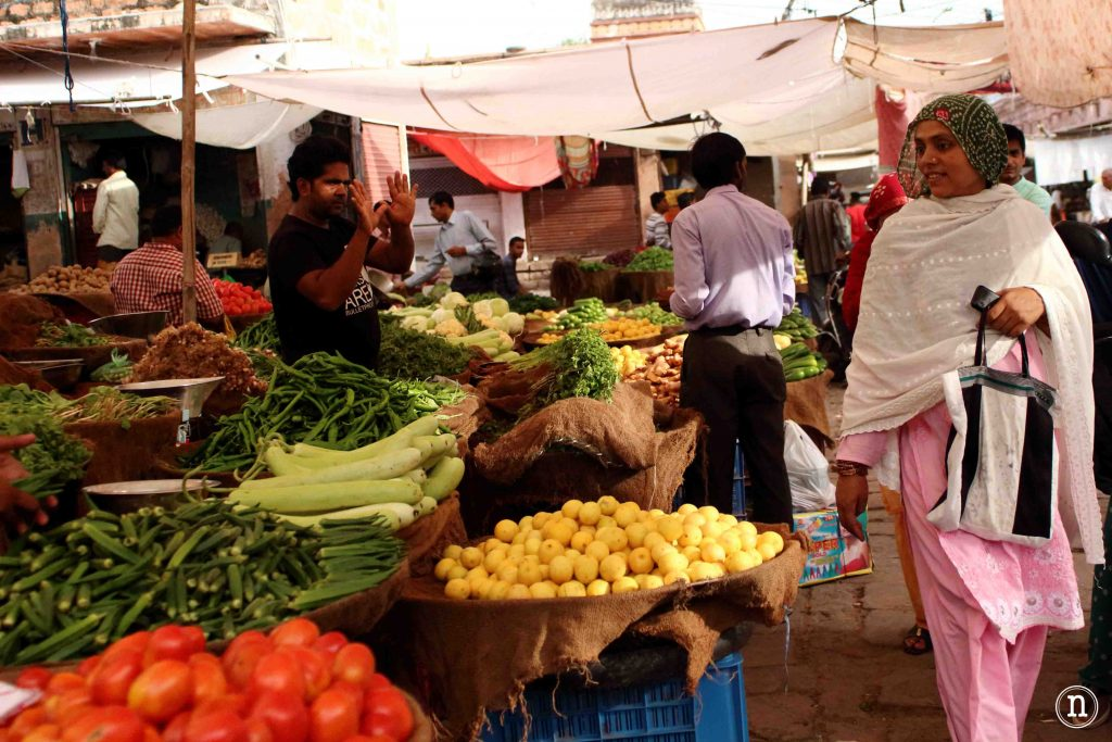 mercado de sardar jodhpur