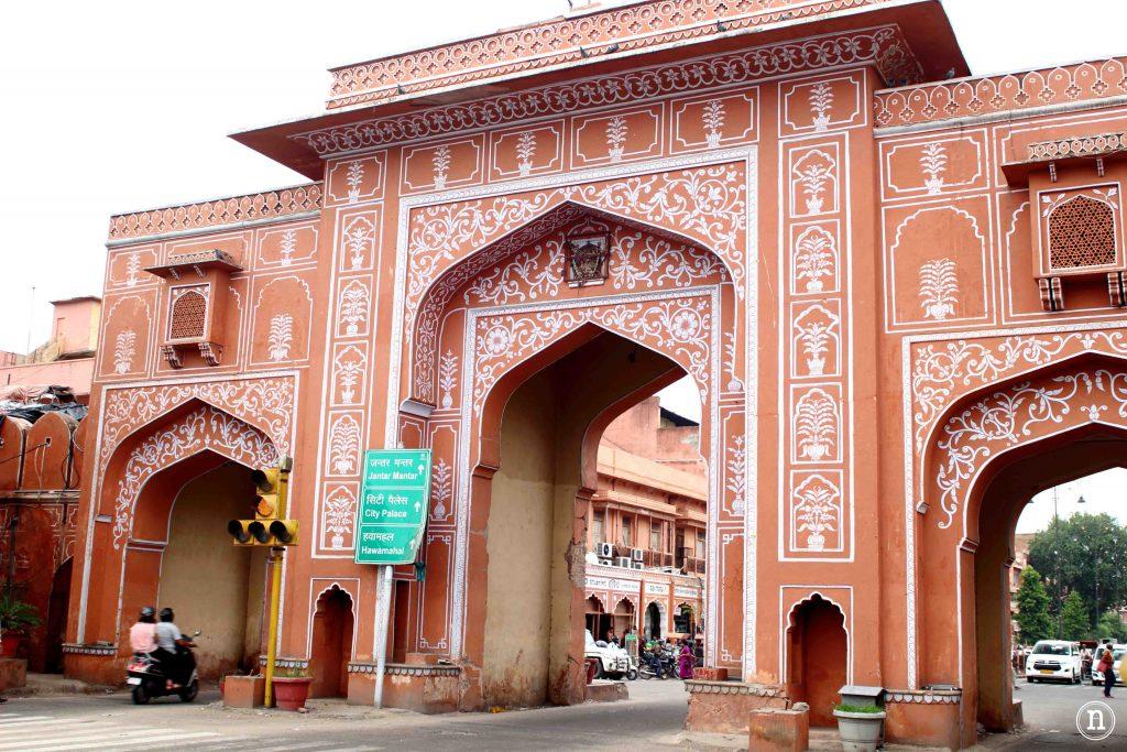 zona vieja de jaipur