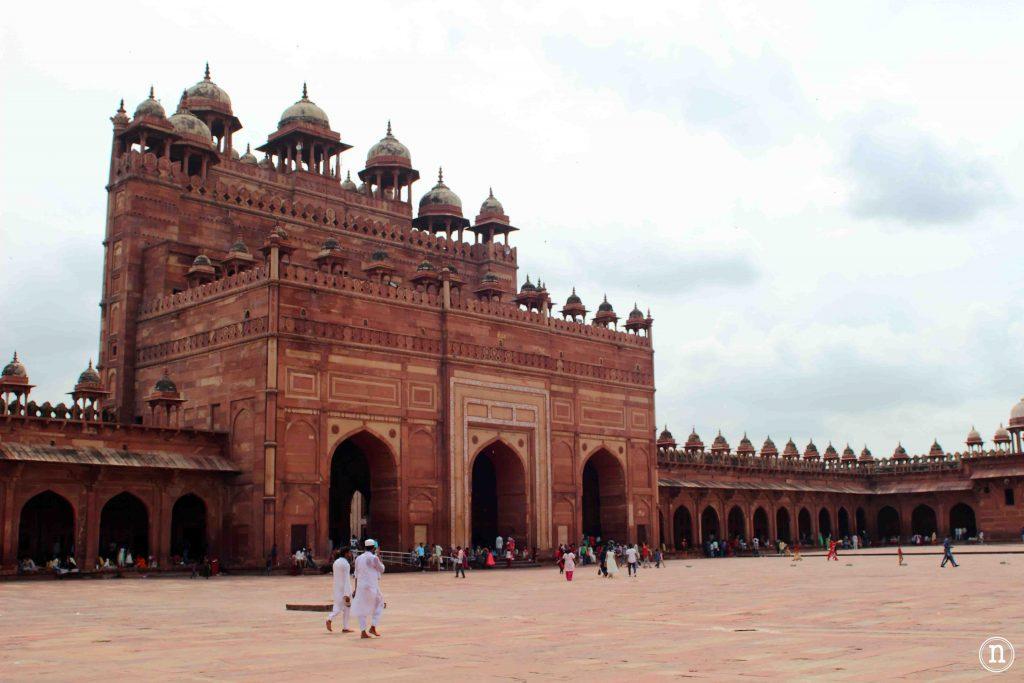 plaza jama masjid