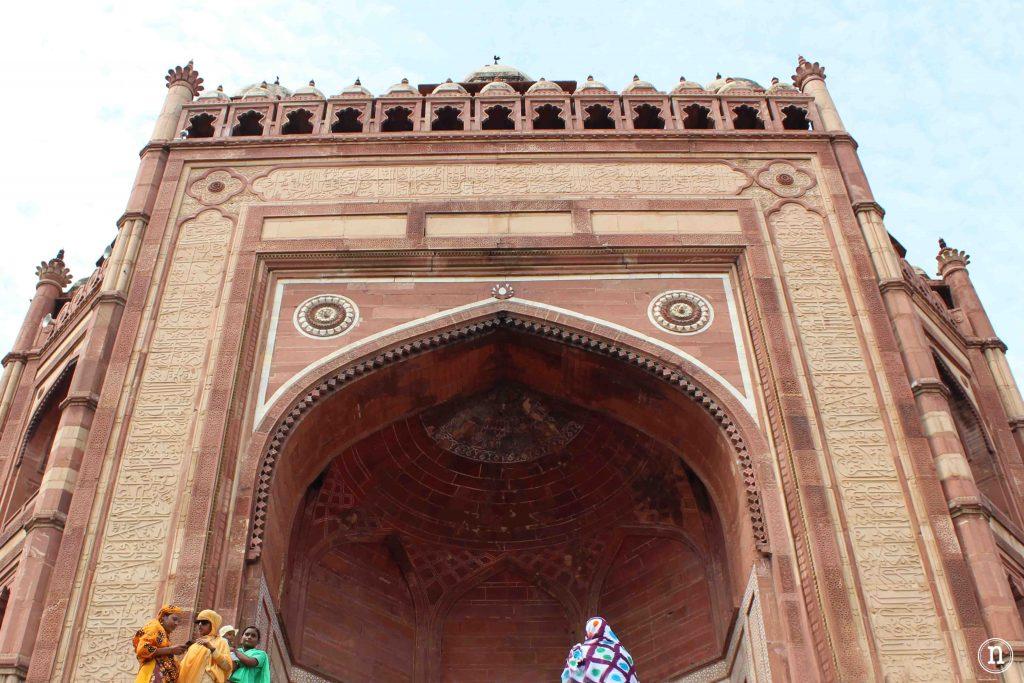 puerta de la victoria o buland darwaza
