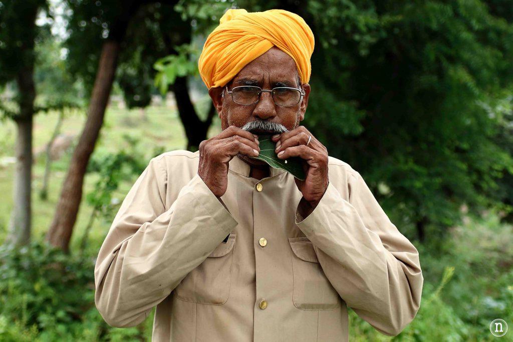 nuestro amigo Jitendra orchha