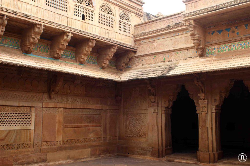 patio fortaleza gwalior
