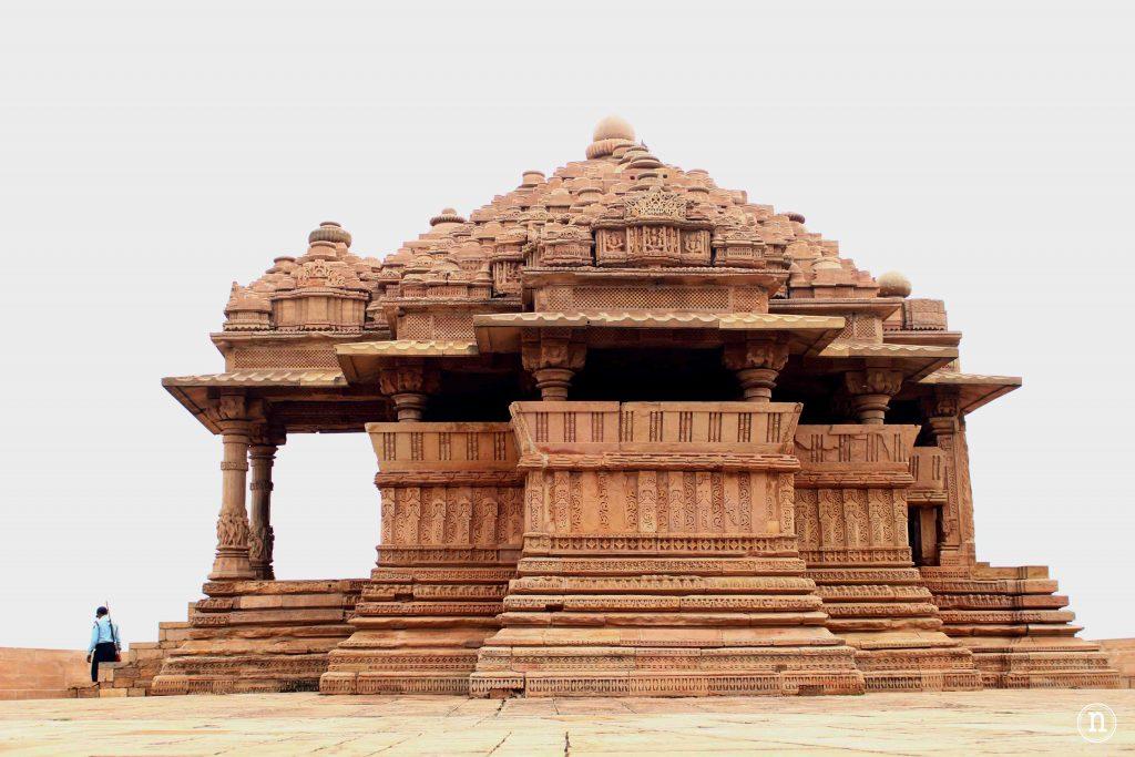 templo de la nuera sas bahu