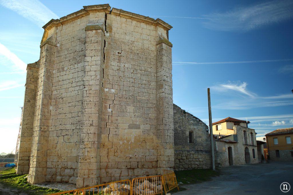 iglesia del salvador tiedra
