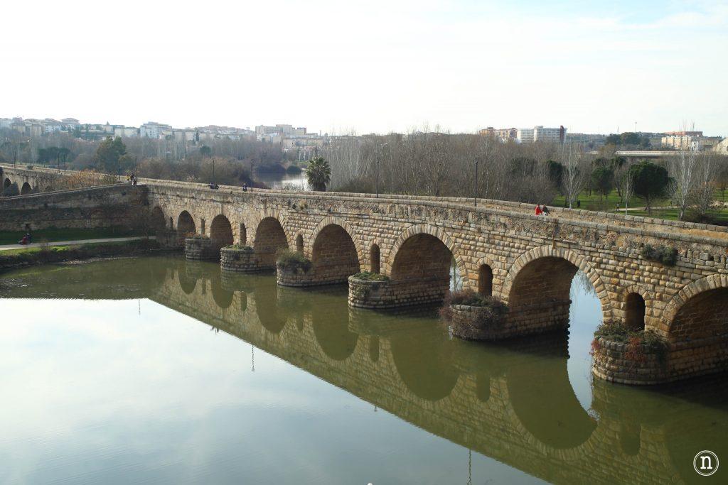 puente romano merida