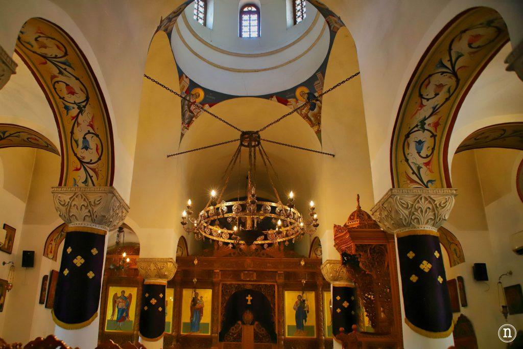 iglesia ortodoxa interior la habana