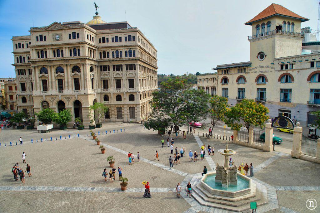 plaza de san francisco de asis la habana