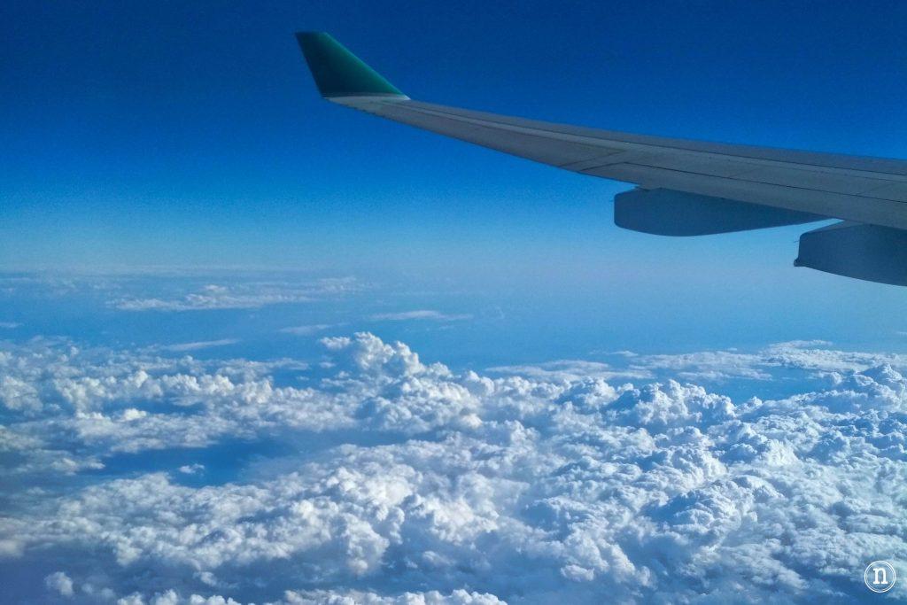 volando a la habana
