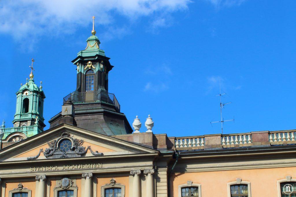 Edificio de la Bolsa de Estocolmo (Borshuset)