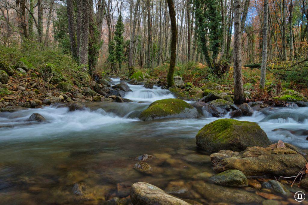 rios ambroz y horcajo