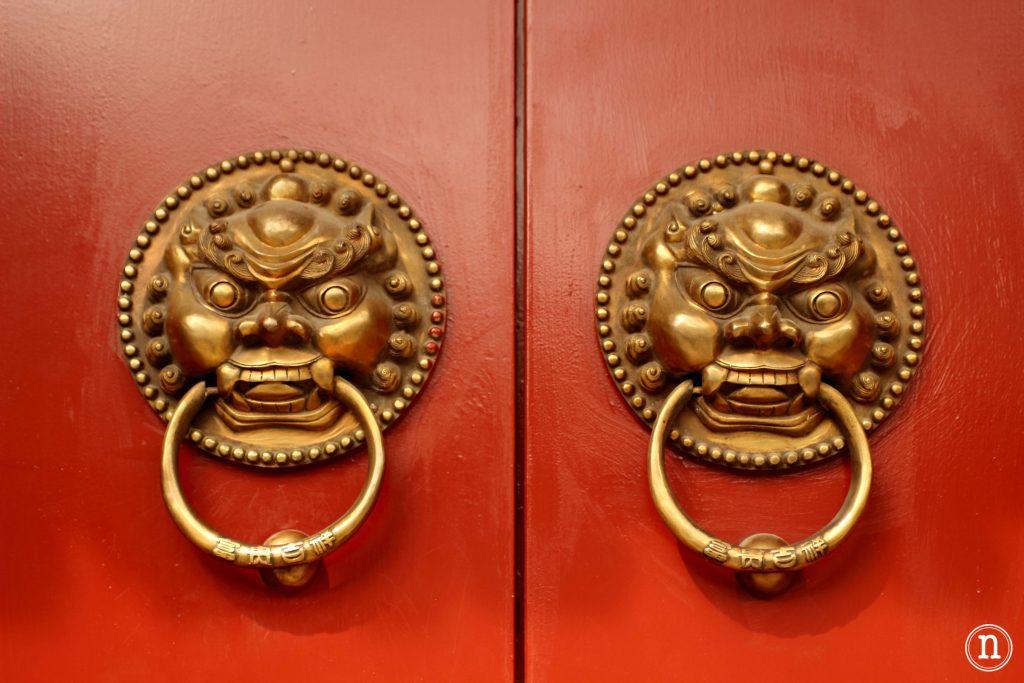 china puerta
