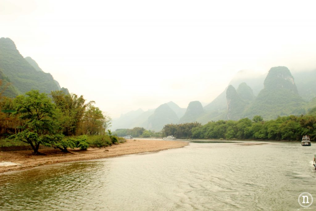 paisaje rio li el mejor paisaje de china