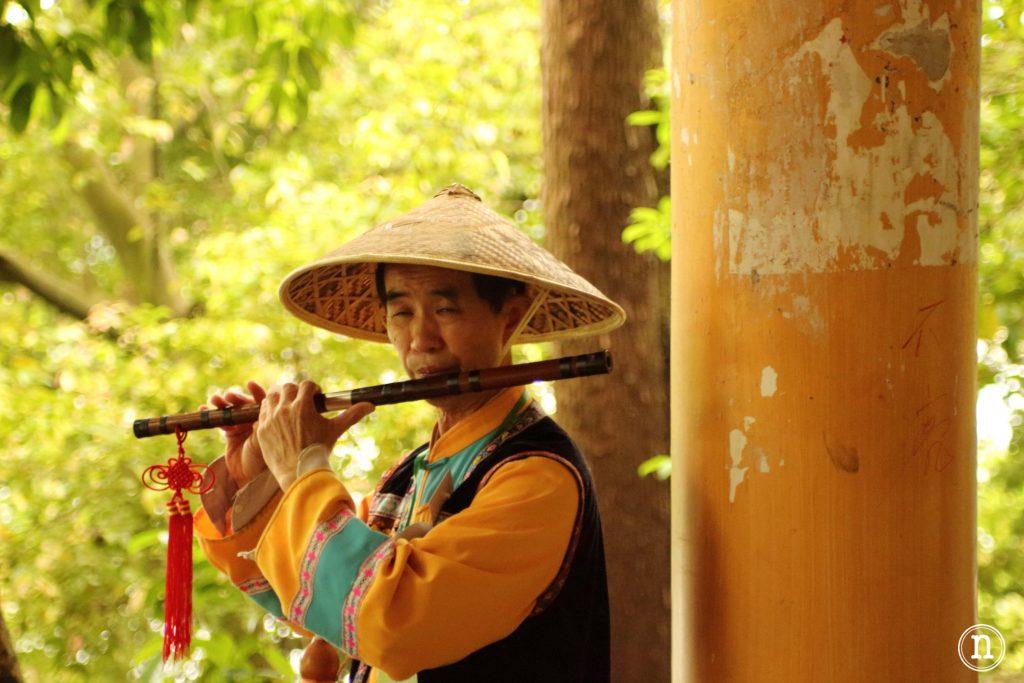 chino flauta