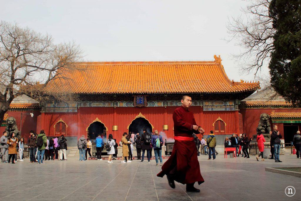 Que ver en Pekin. Templo de los Lamas