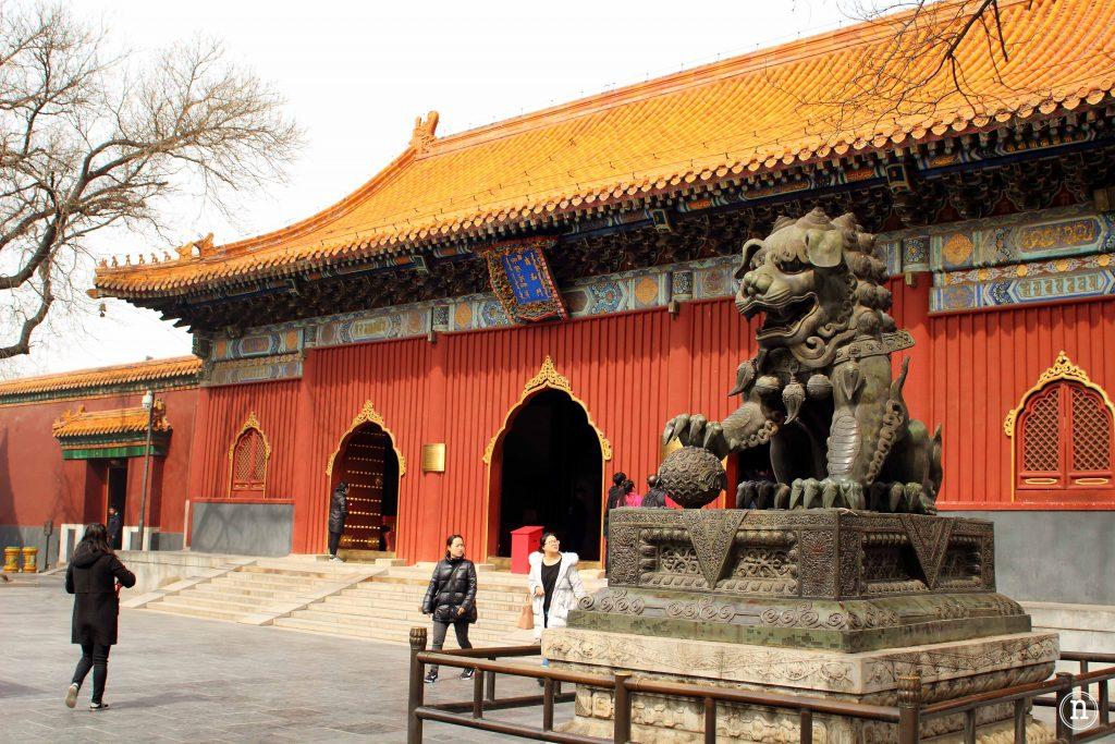 Templo de los Lamas