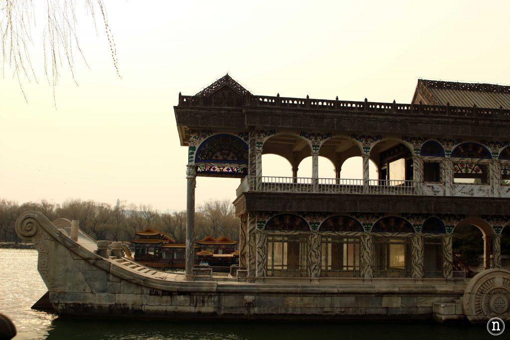 Lago Kunming Palacio de Verano