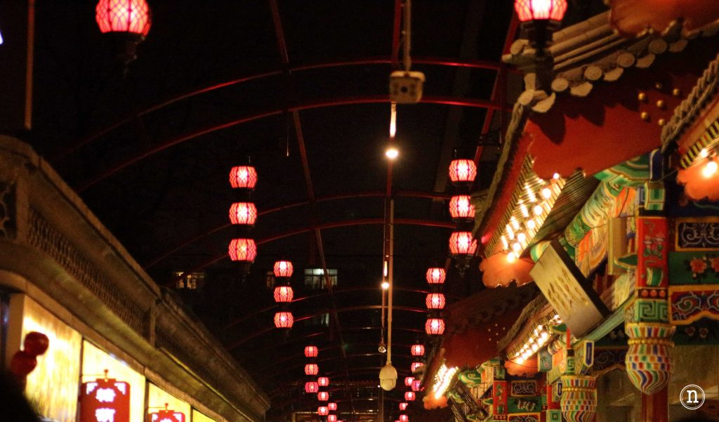 Mercado de Wangfujing