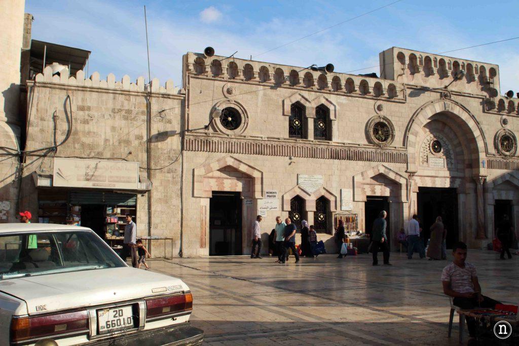 mezquita al husseini amman