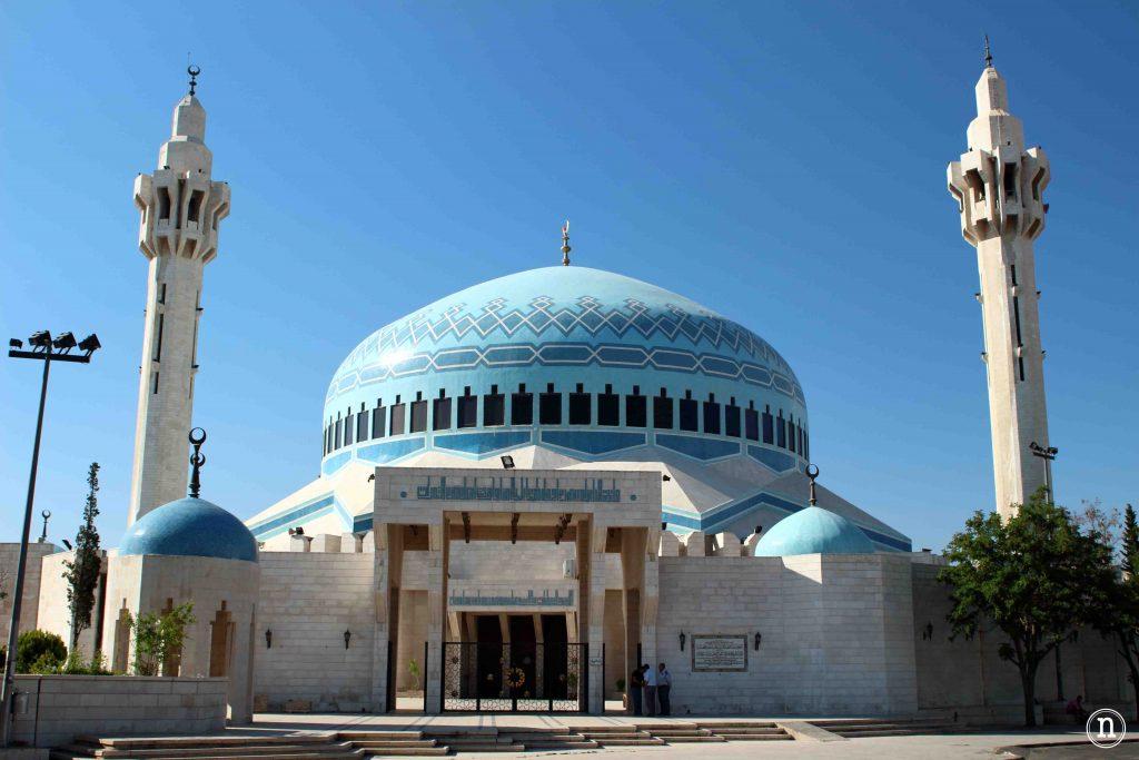 mezquita rey abdullah