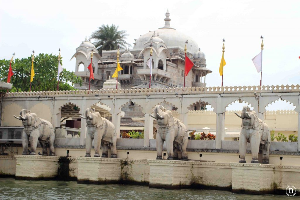 Lago de Udaipur