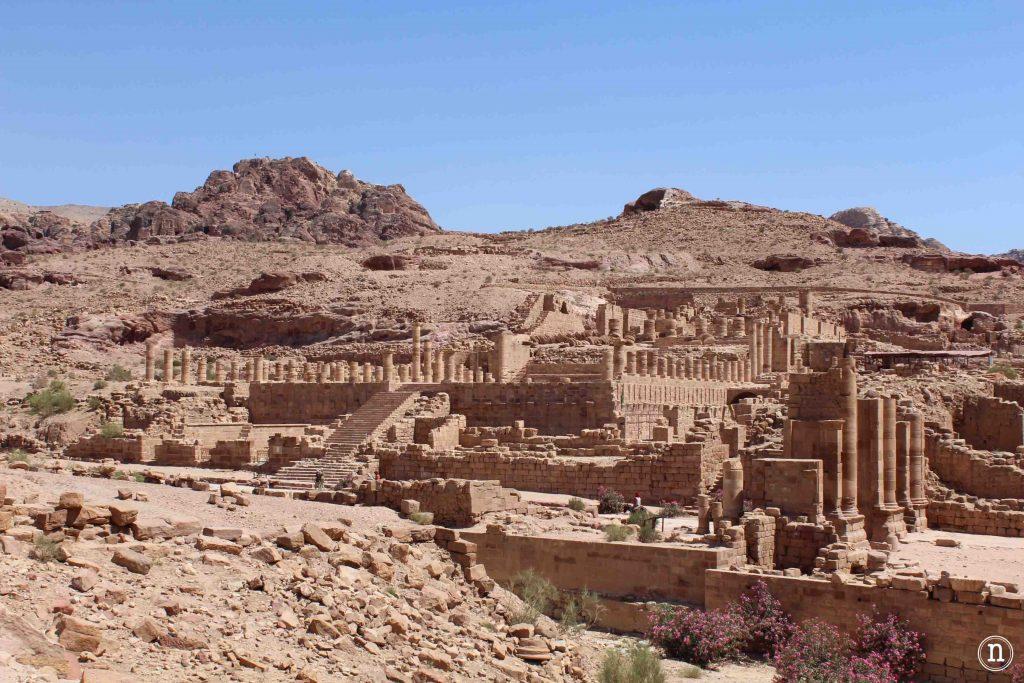gran templo petra