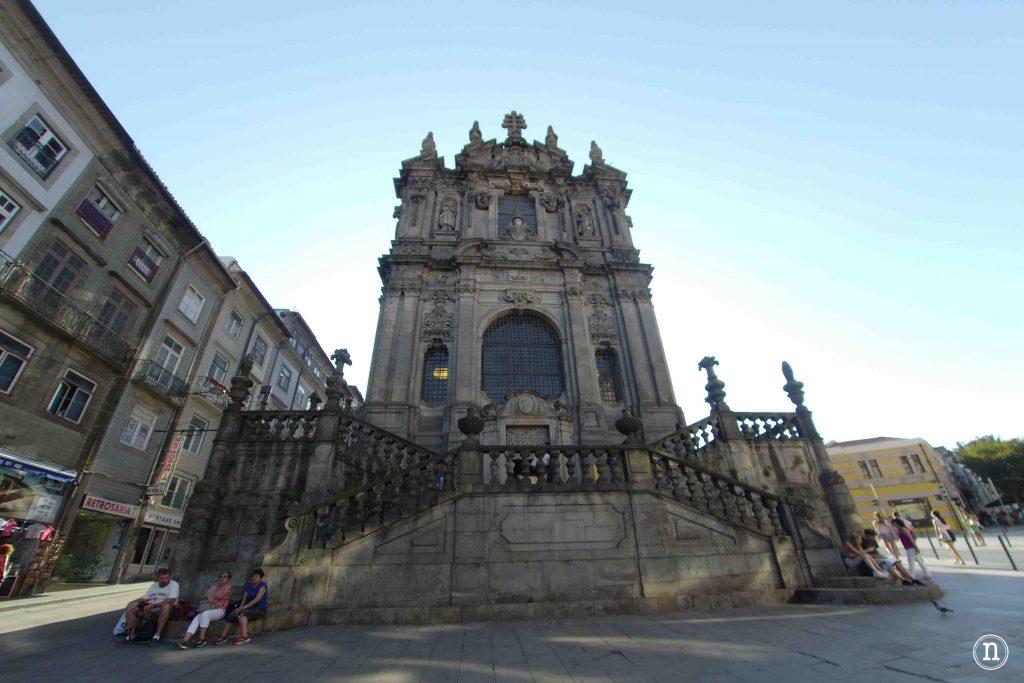 iglesia dos clerigos oporto