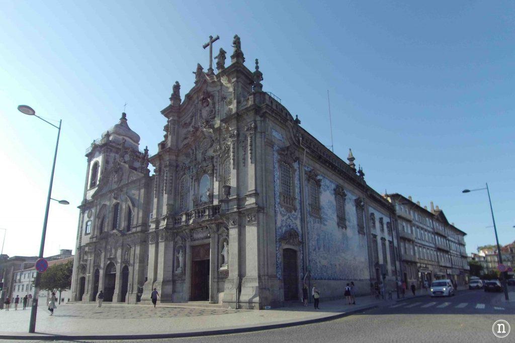 iglesia do carmo oporto