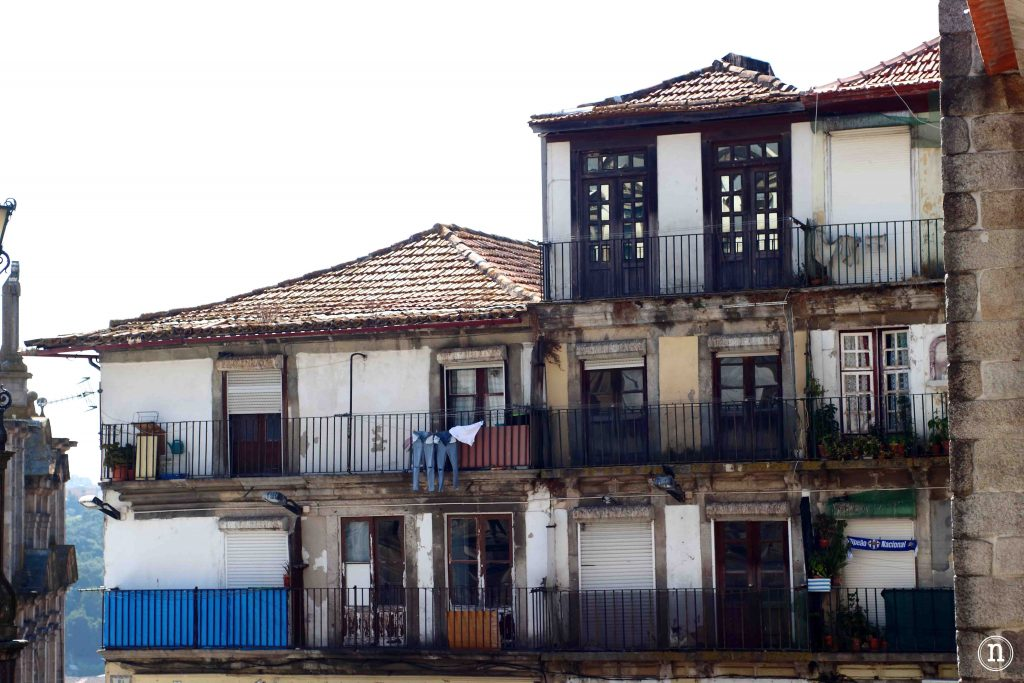 oporto casco antiguo