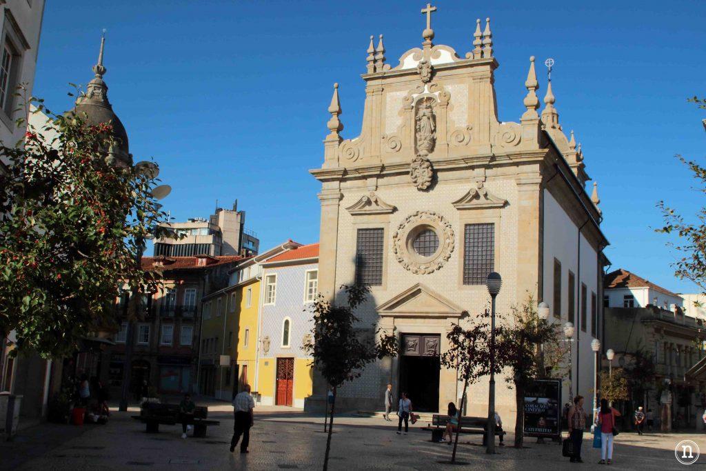 iglesia dos terceiros braga