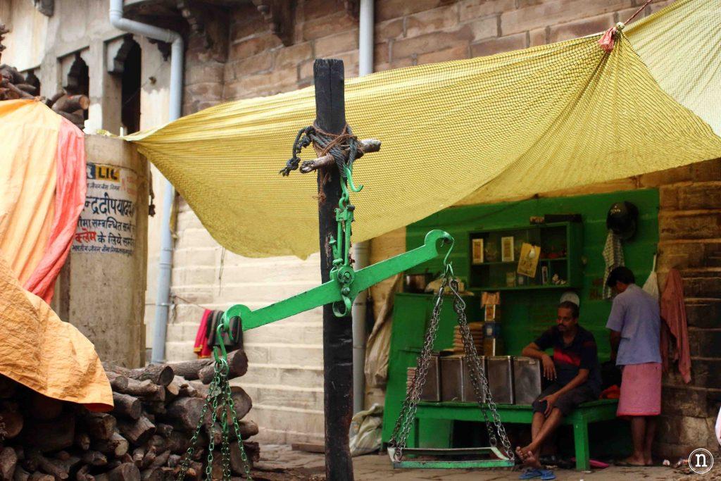 manikarnika varanasi balanza