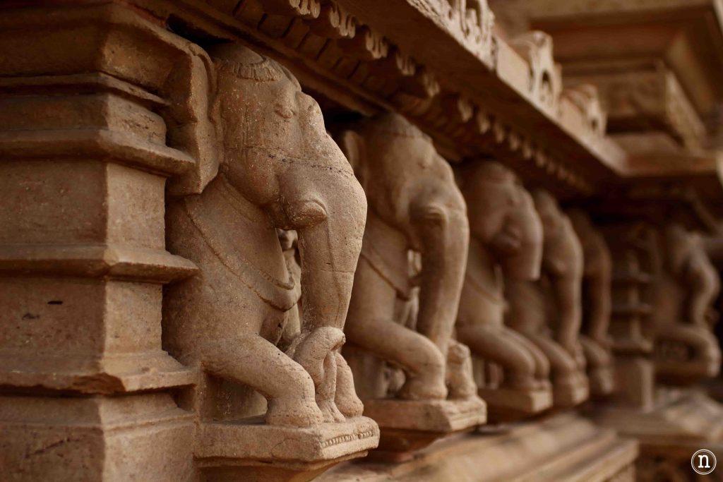 Templo Lakshmana khajuraho
