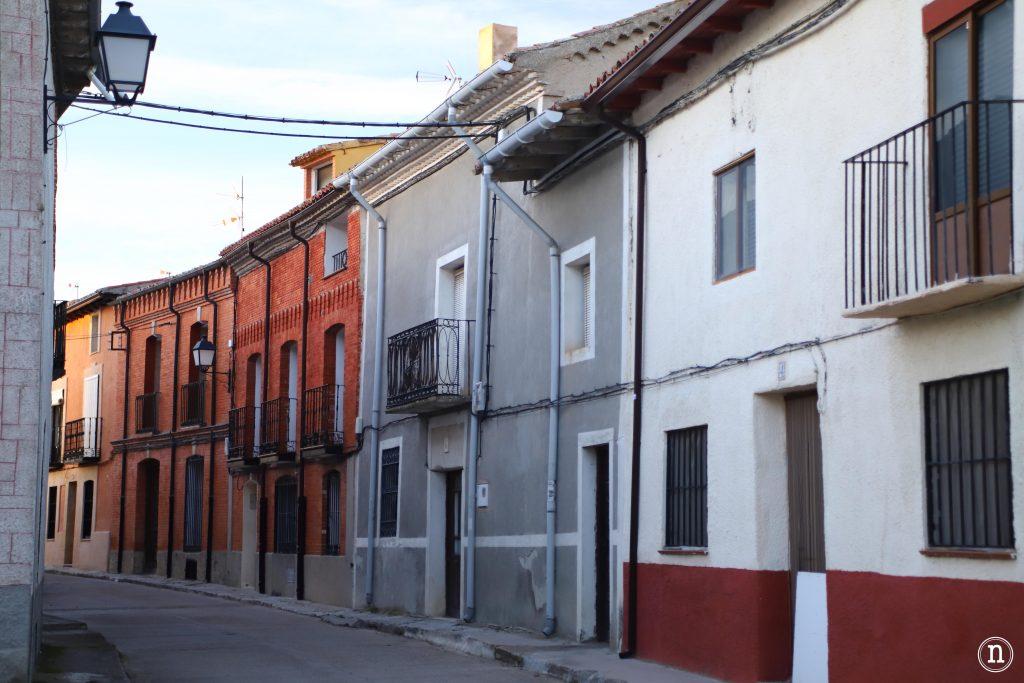 calles de tiedra