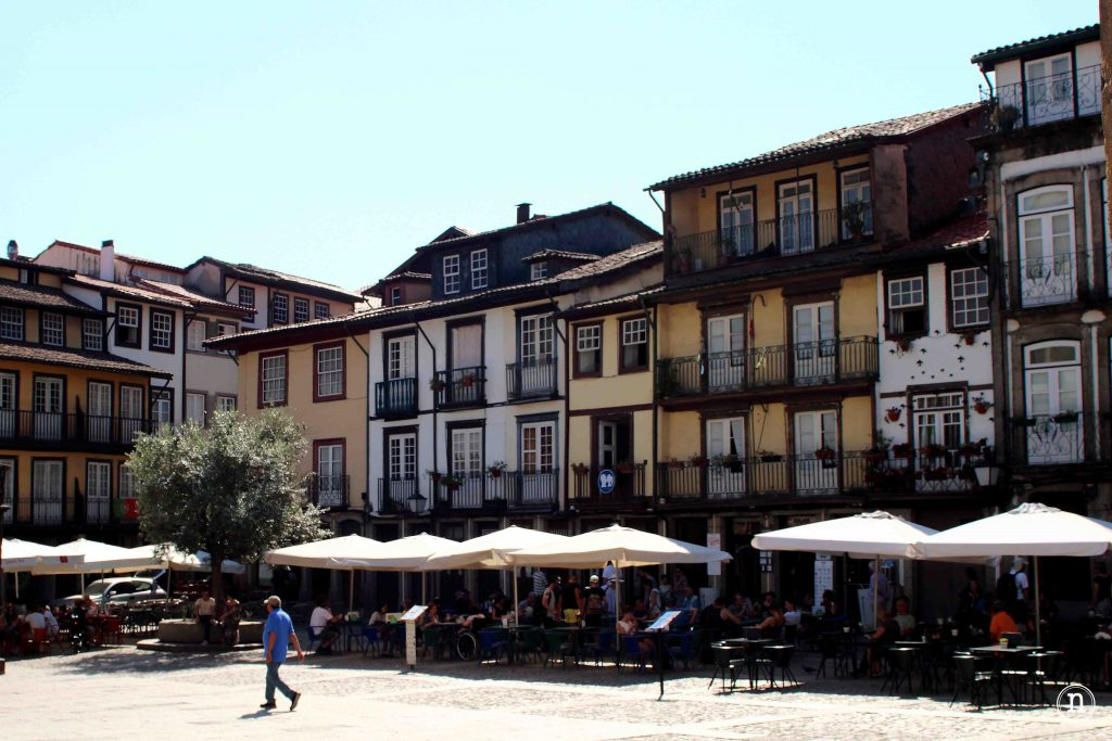 plaza guimaraes casco antiguo