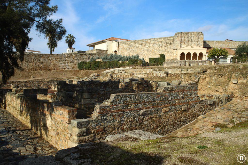 alcazaba mozarabe