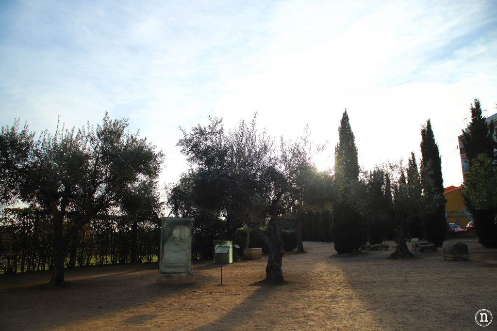 columbarios romanos