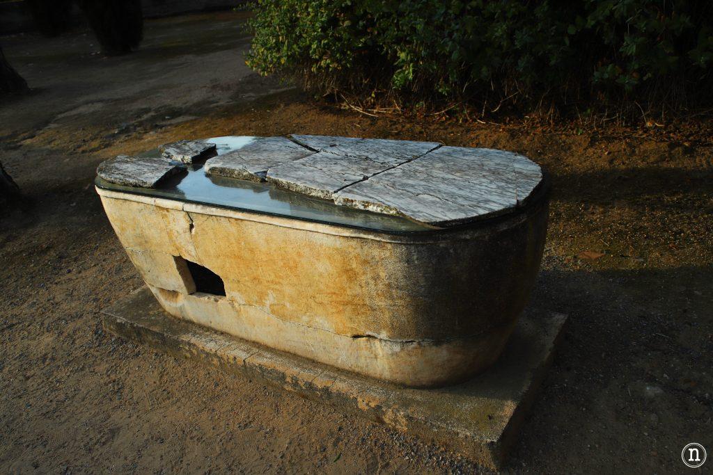 sarcofago funerario