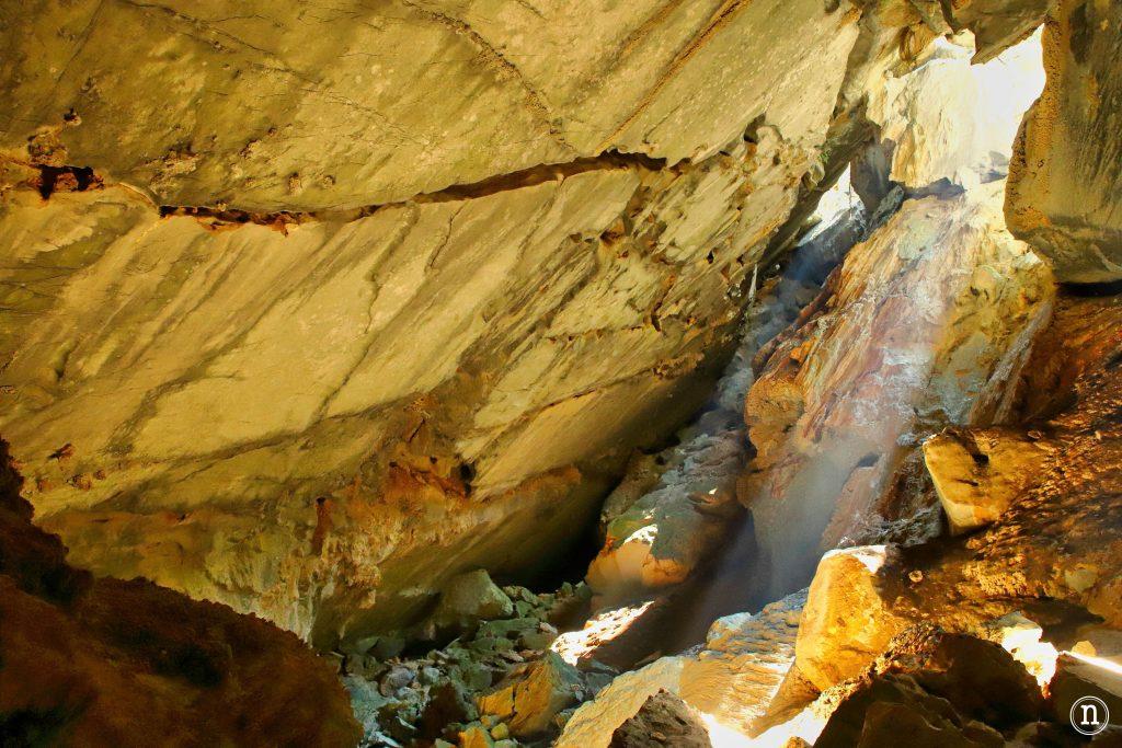 cueva de santo tomas