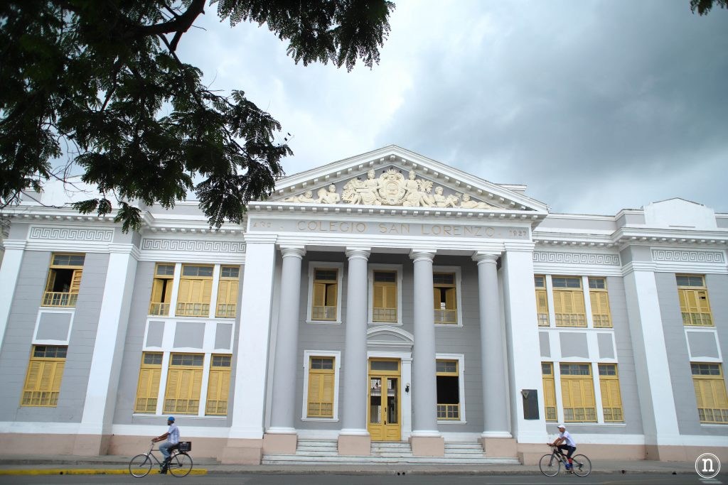 plaza jose marti colegio san lorenzo
