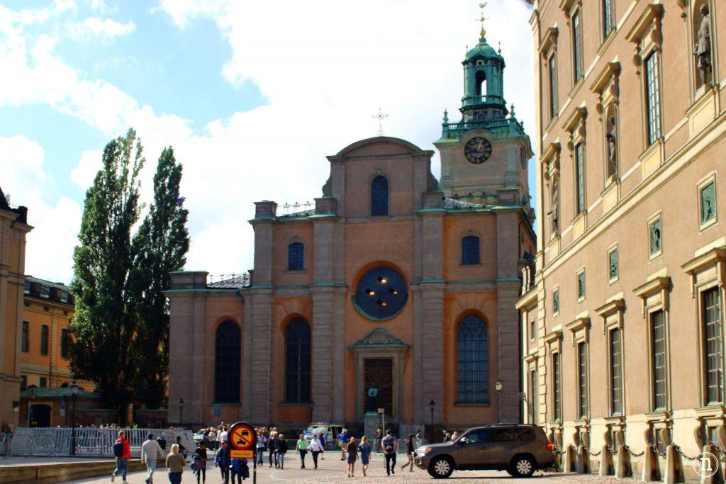 catedral san nicolas estocolmo