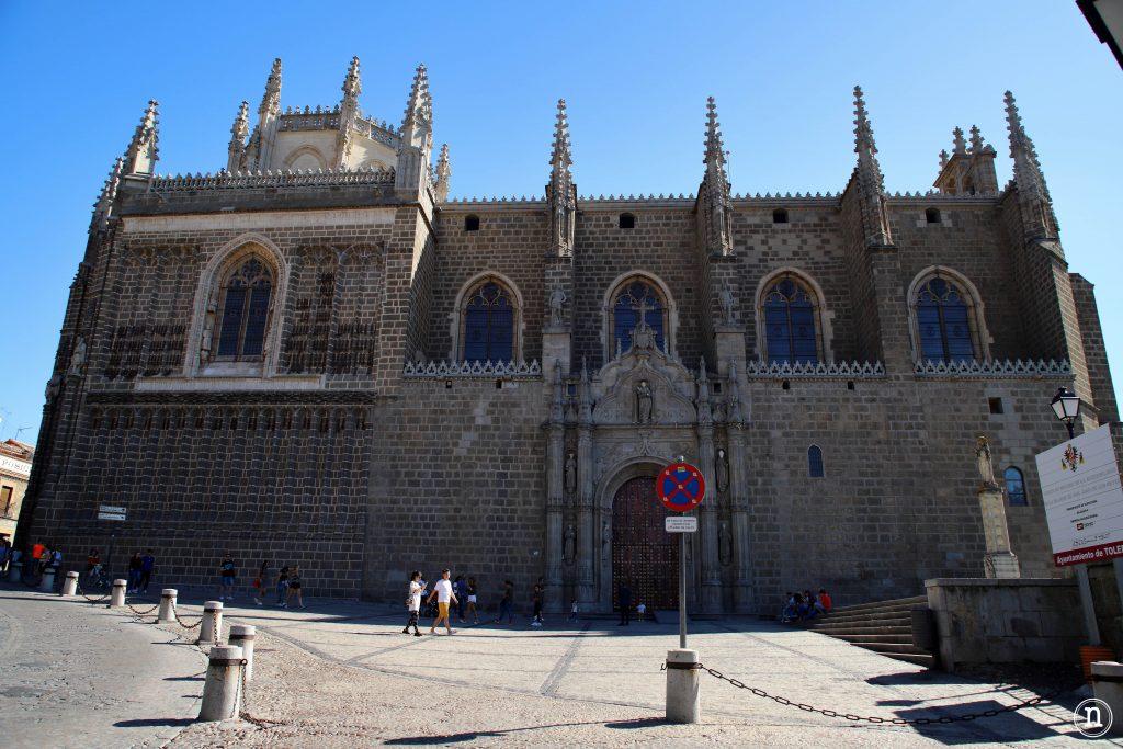 monasterio san juan de los reyes