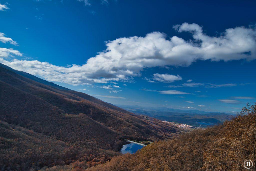 otoño en el valle