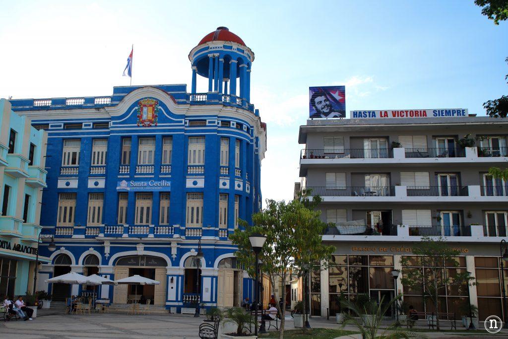 plaza de los trabajadores camagüey