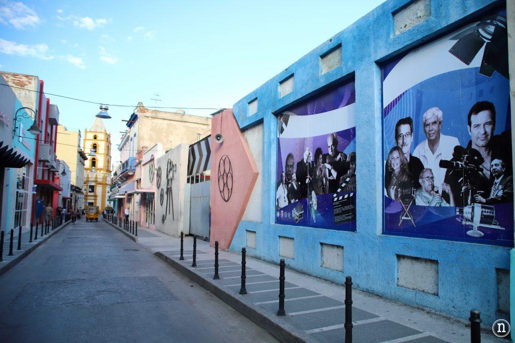 calle de los cines camagüey