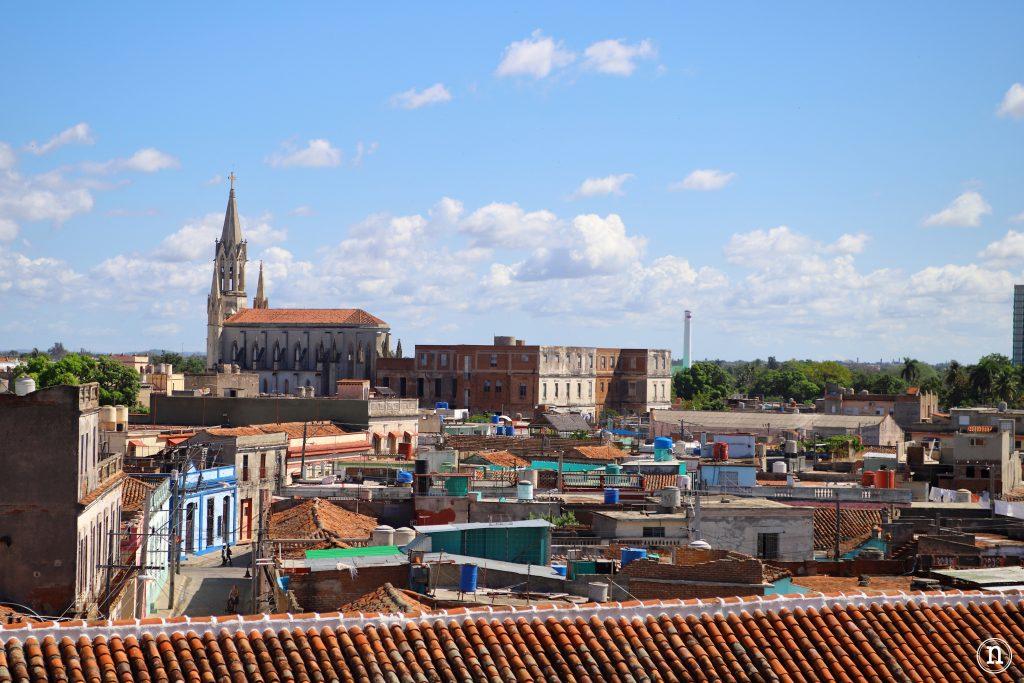 iglesia san juan de dios camagüey vistas torre