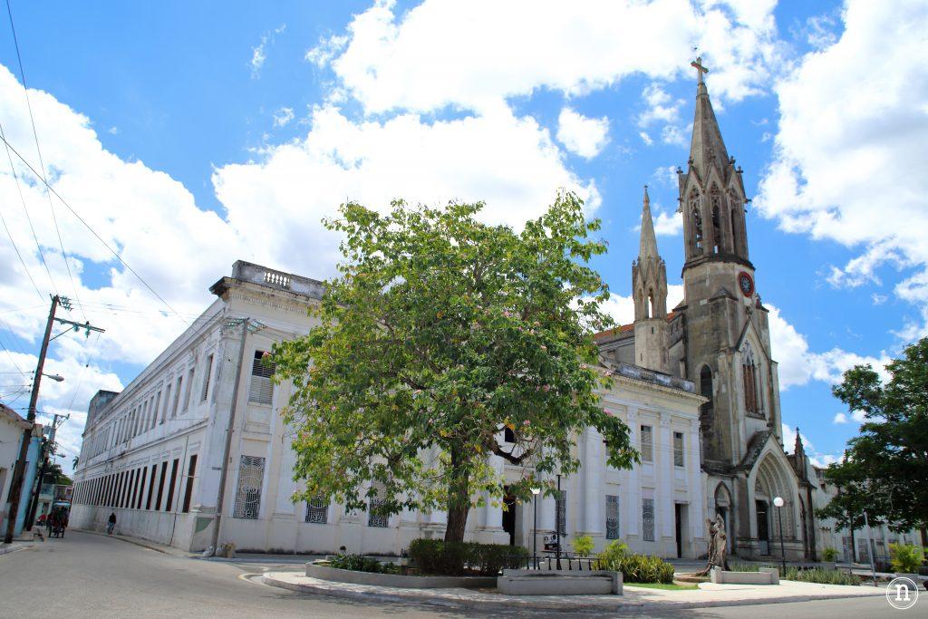 iglesia del sagrado corazon de jesus camagüey